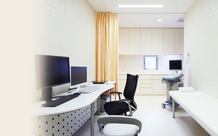 医院の特徴